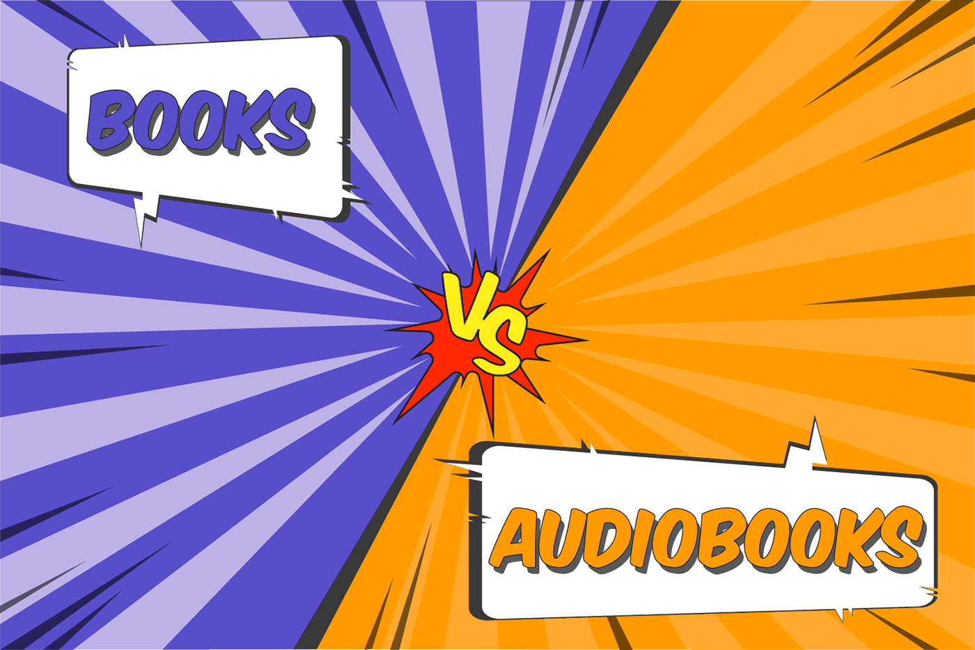 Books vs Audiobooks Pros and Cons